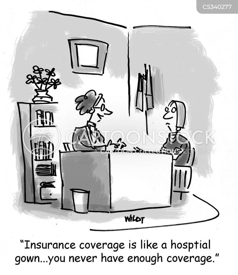hospital gown cartoon