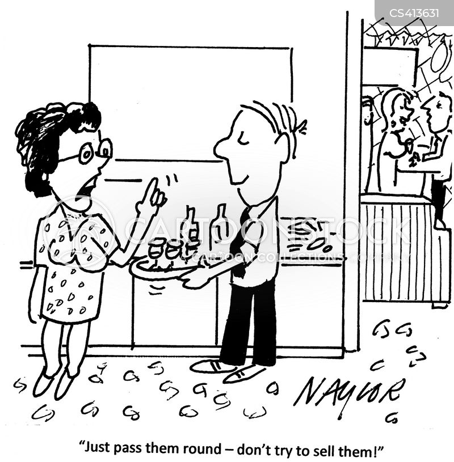 entrepreneurial spirits cartoon