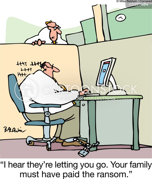 released cartoon
