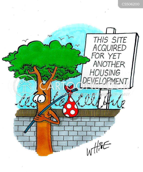 desecration cartoon