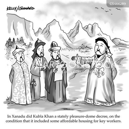 coleridge cartoon