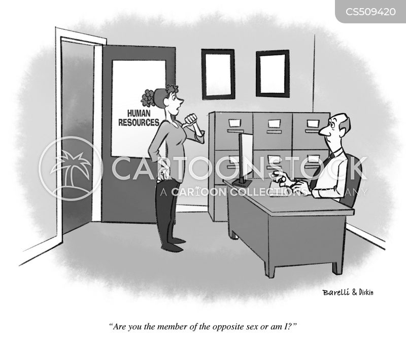 workplace conflict cartoon