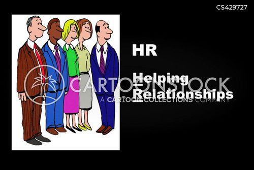business acronyms cartoon