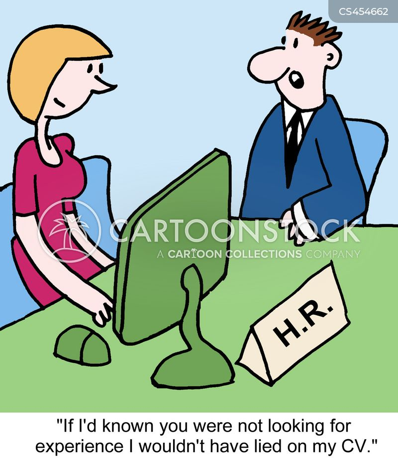 personnel manager cartoon