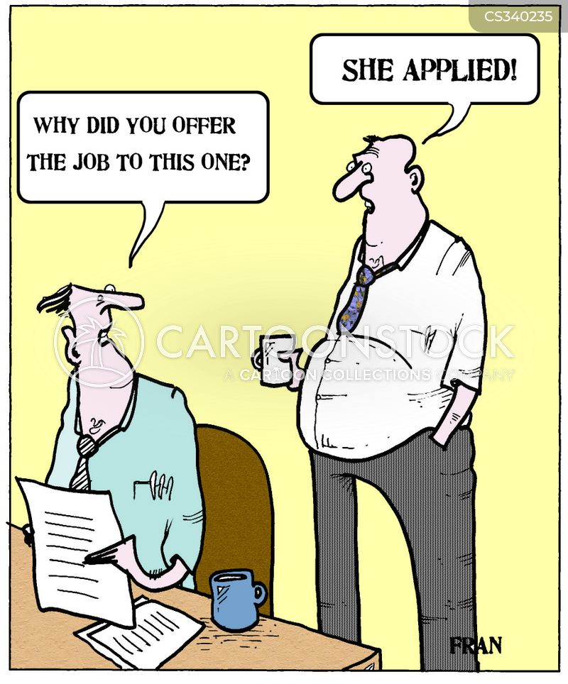 Hr Manager Cartoons And Comics Funny Pictures From