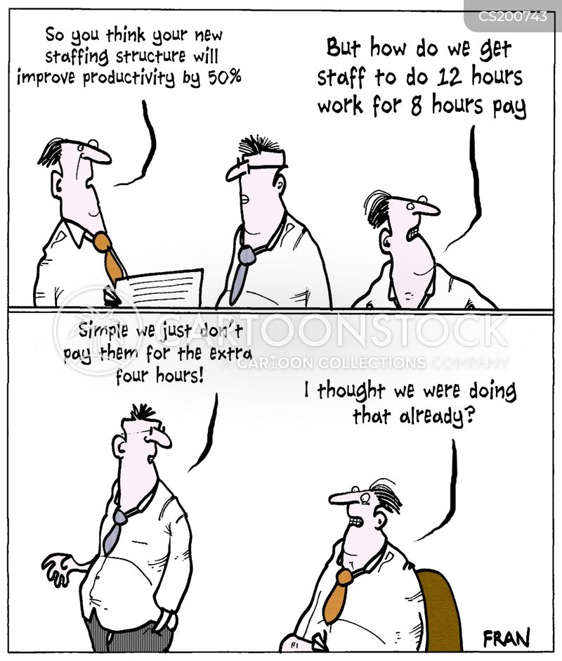 worker rights cartoon