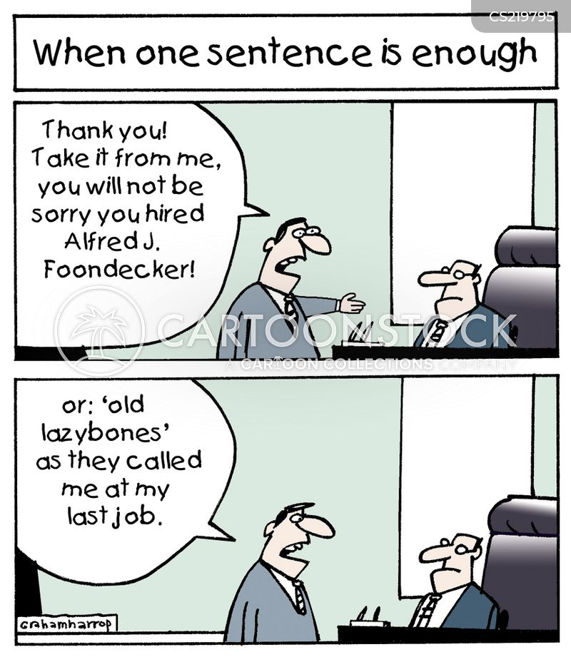 hiring process cartoons and comics funny pictures from