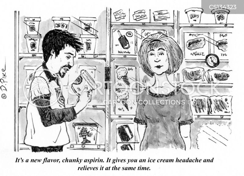icecreams cartoon