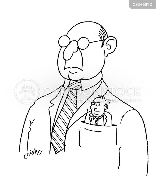 position of power cartoon