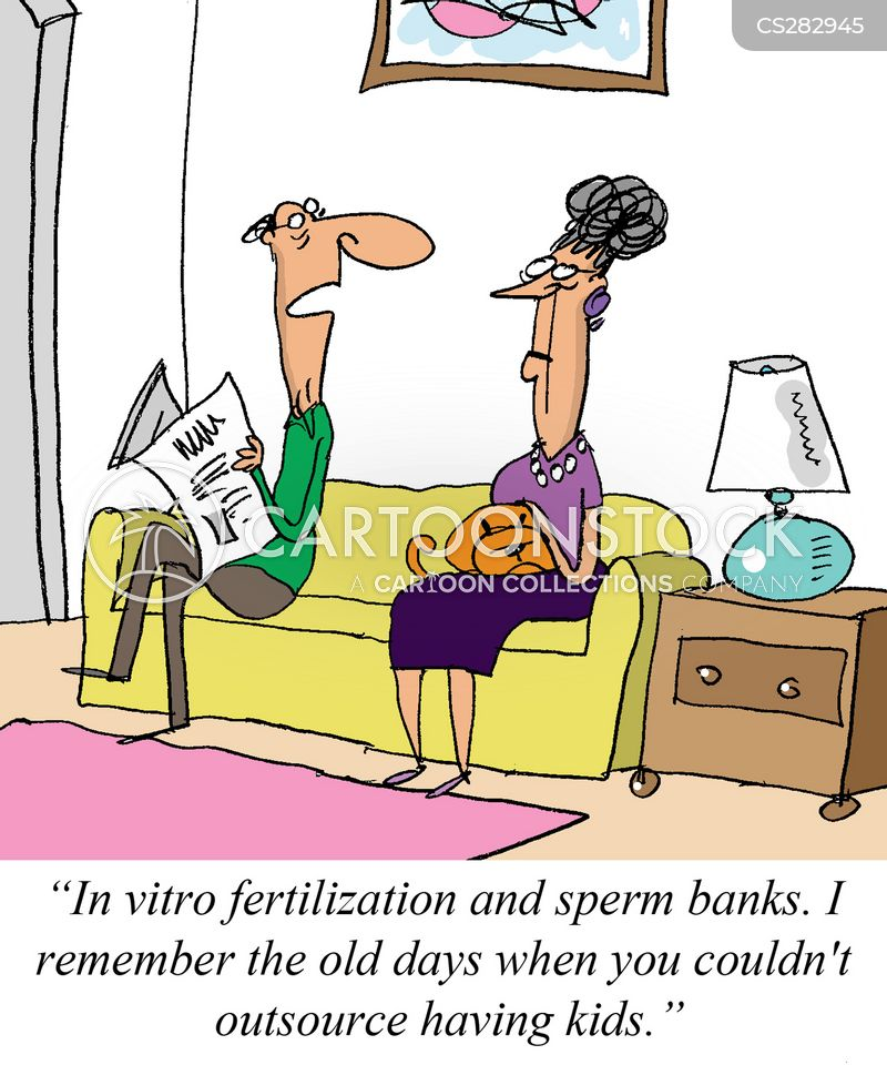 infertility cartoon