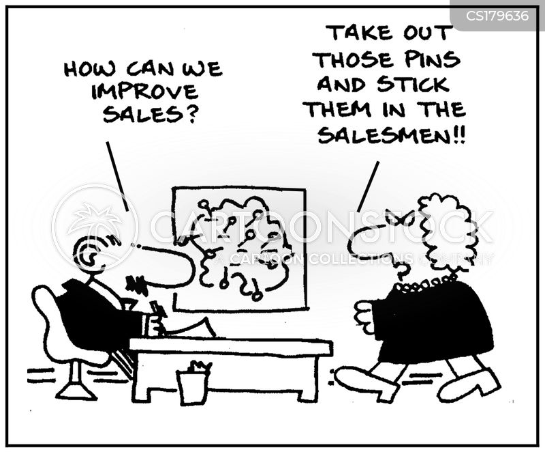 improving cartoon