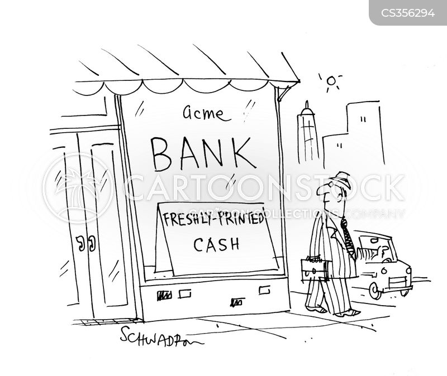 inflations cartoon
