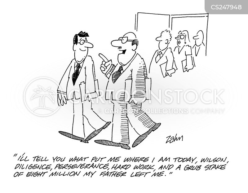 enterprises cartoon