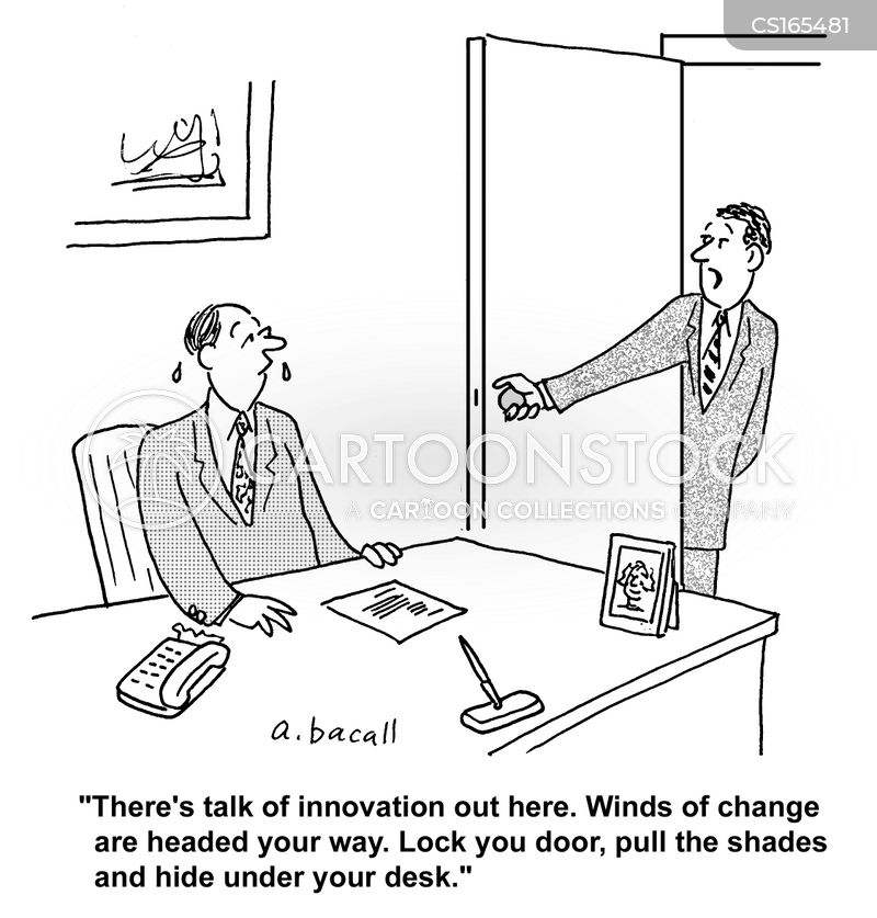 innovations cartoon
