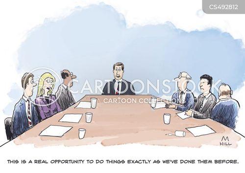 status-quo cartoon