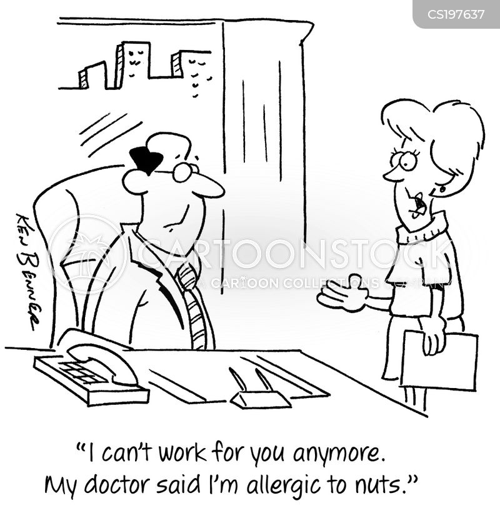 resignations cartoon