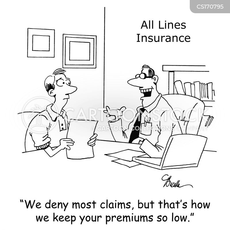 claimant cartoon