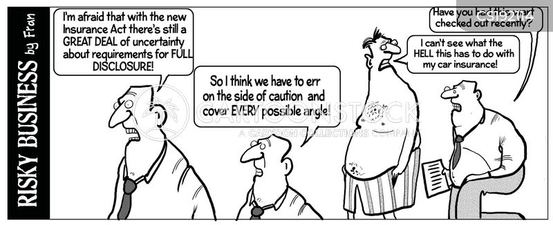 insurance laws cartoon