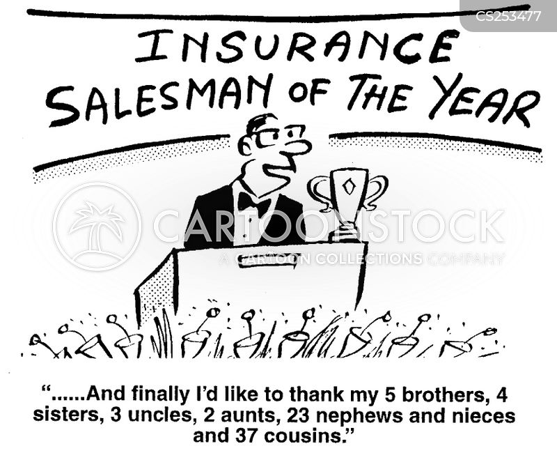 salesman of the year award