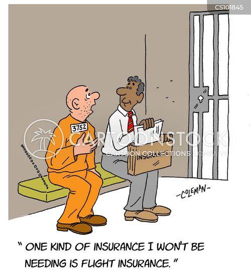 travel safety cartoon