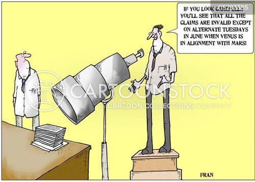 denied cartoon