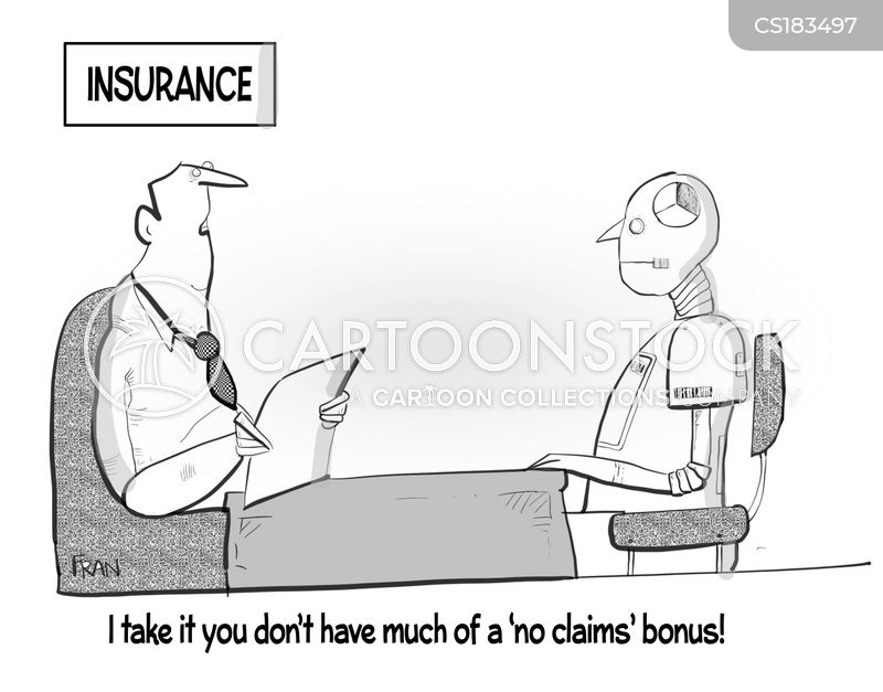 manage risk cartoon