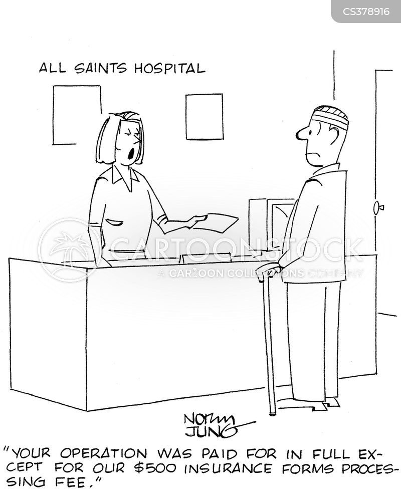 Insurance Form Cartoons and Comics - funny pictures from CartoonStock