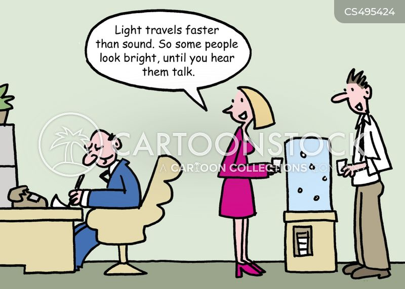 brightness cartoon
