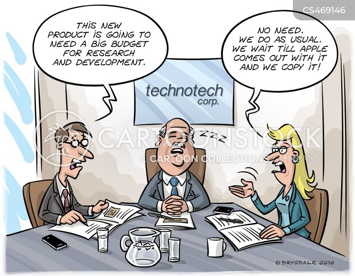 intellectual property law cartoon