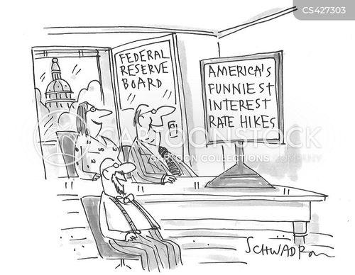 federal reserve board cartoon