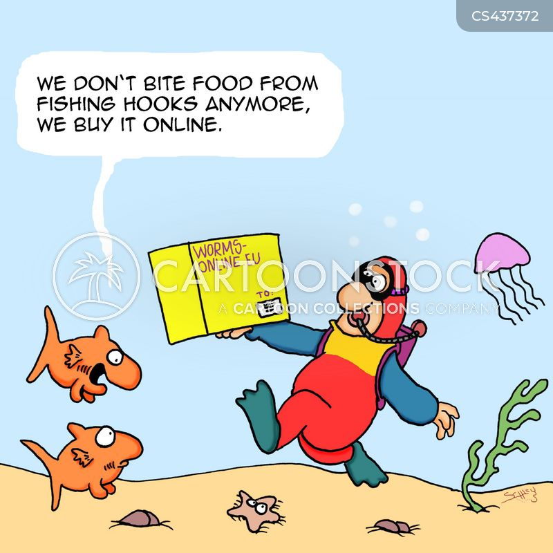 modern convenience cartoon