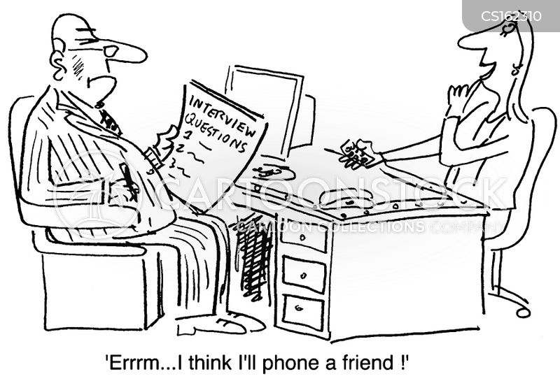 Phone A Friend Cartoons and Comics - funny pictures from