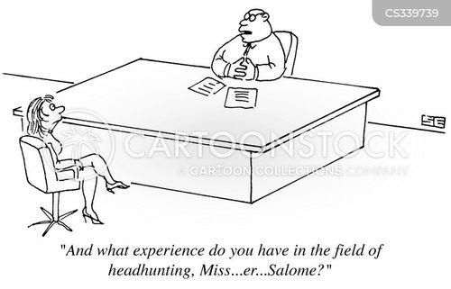salome cartoon