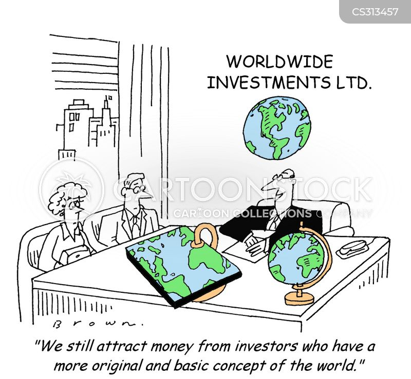 world view cartoon