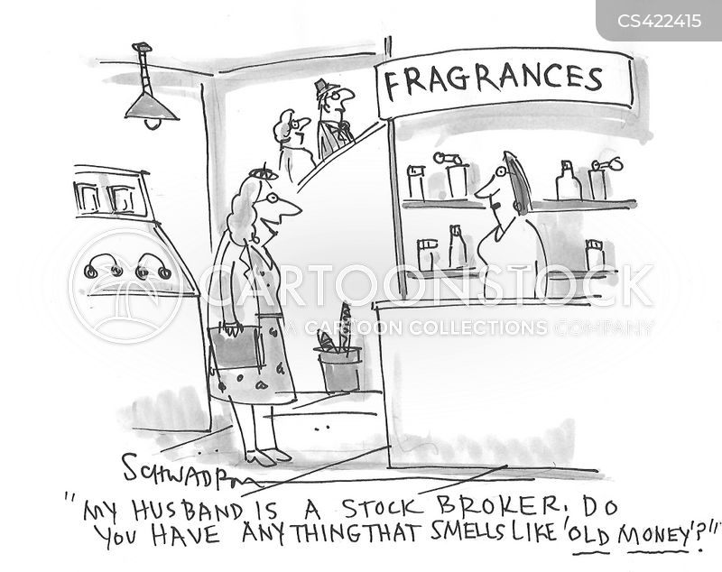 fragrance cartoon