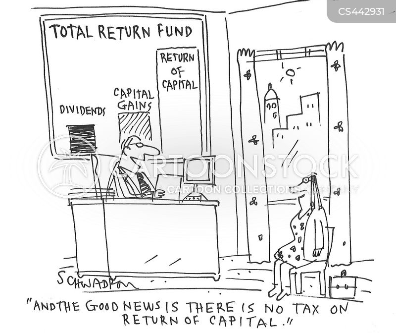 tax free cartoon