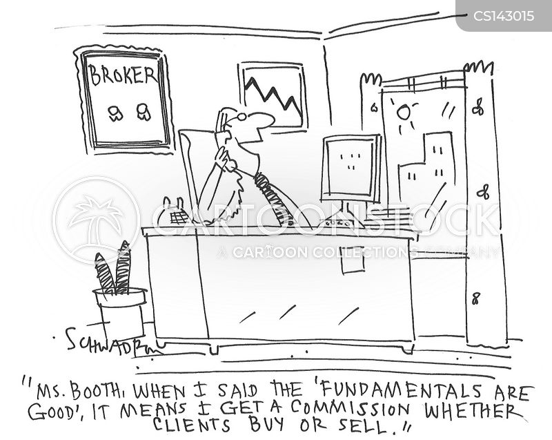 commissions cartoon