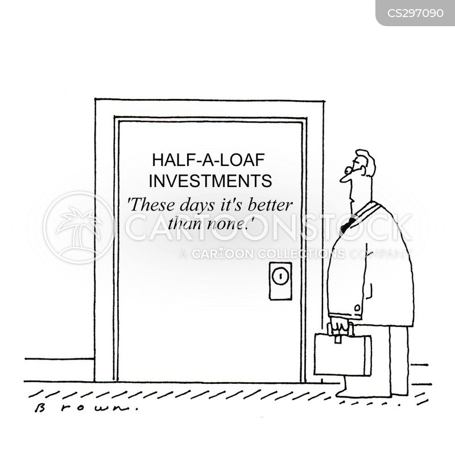 investment company cartoon