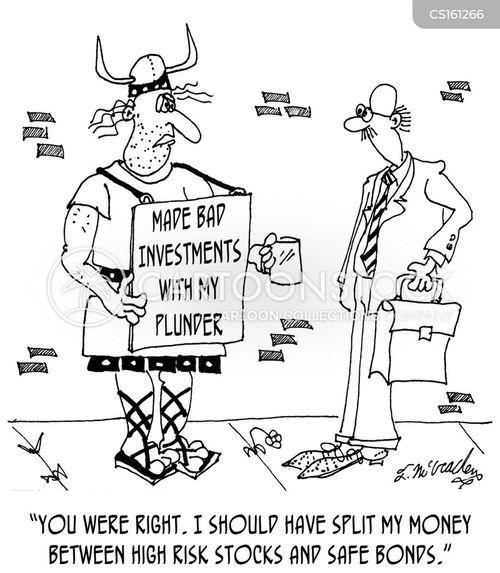 plunders cartoon