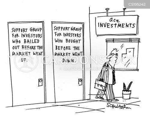 fund manager cartoon