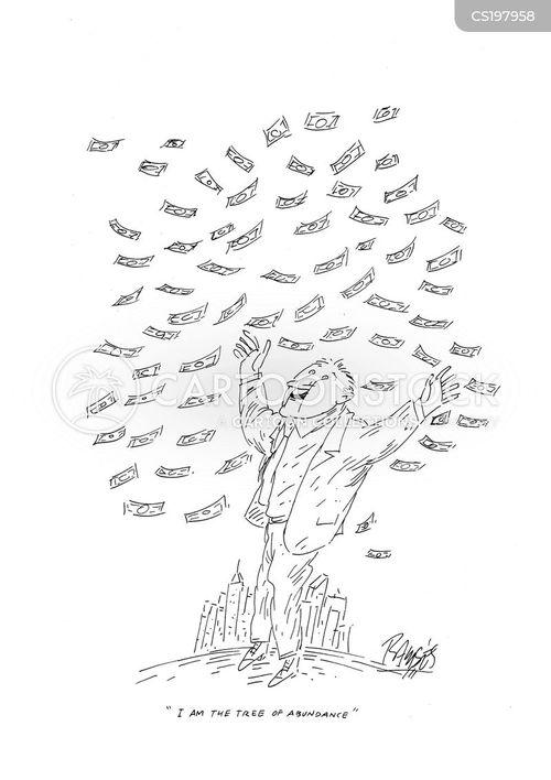 entrepreneurial spirit cartoon