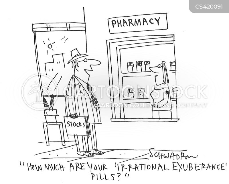 irrational exuberance cartoon
