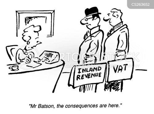 vat inspector cartoon