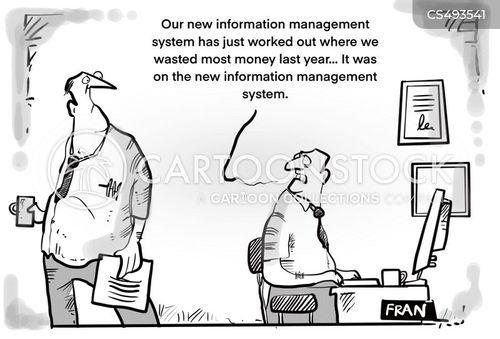 data analyses cartoon