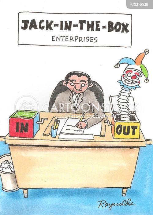 toy company cartoon