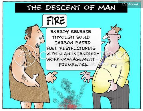 framework cartoon