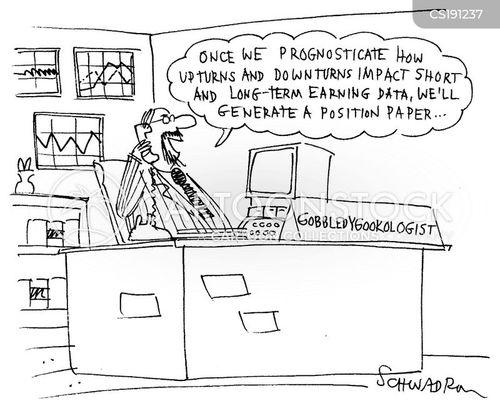 gobbledygook cartoon
