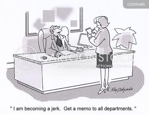 noted cartoon