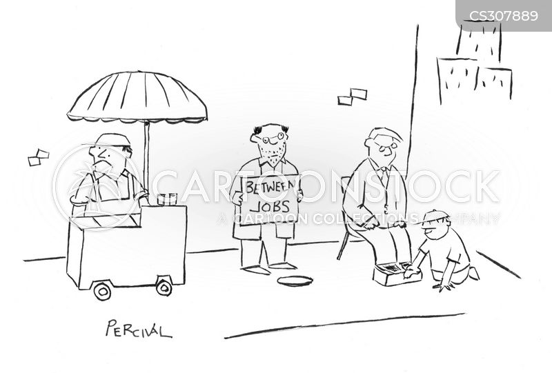 hot dog cart cartoon