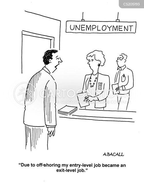 foreign labour cartoon